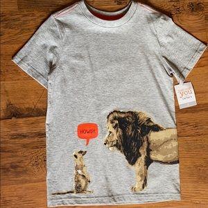 Boys Carter's shirt size 7